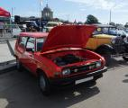 1981 Austin Allegro 1.3 HL belonging to Wayne