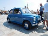 1965 Fiat 600 owned by Trish
