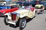 Stuart & Heathers 1949 MG TC