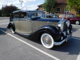 1949 Rolls Royce Silver Wraith owned by Neil