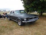 1968 Mustang owned byTrev & Joy