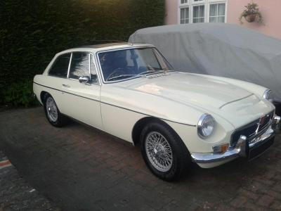 Keith's MGB